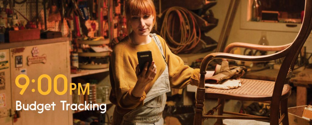 Interac Debit helps you keep track of your spending