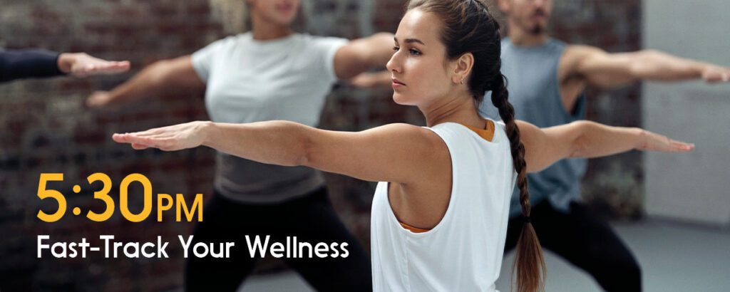 Prioritize your wellness with a yoga session, paid online using Interac Debit e-Commerce